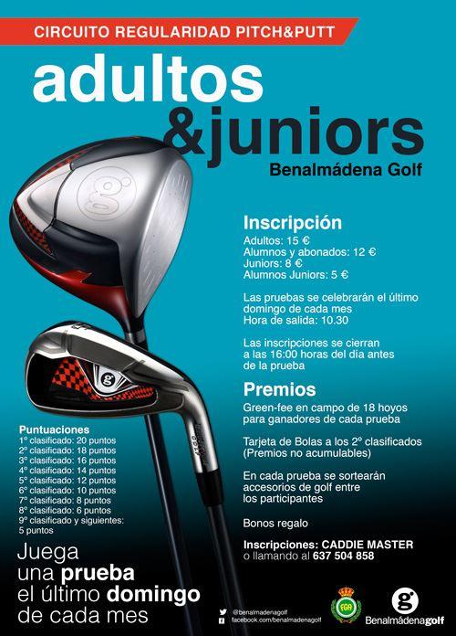 Torneo Adultos & Juniors