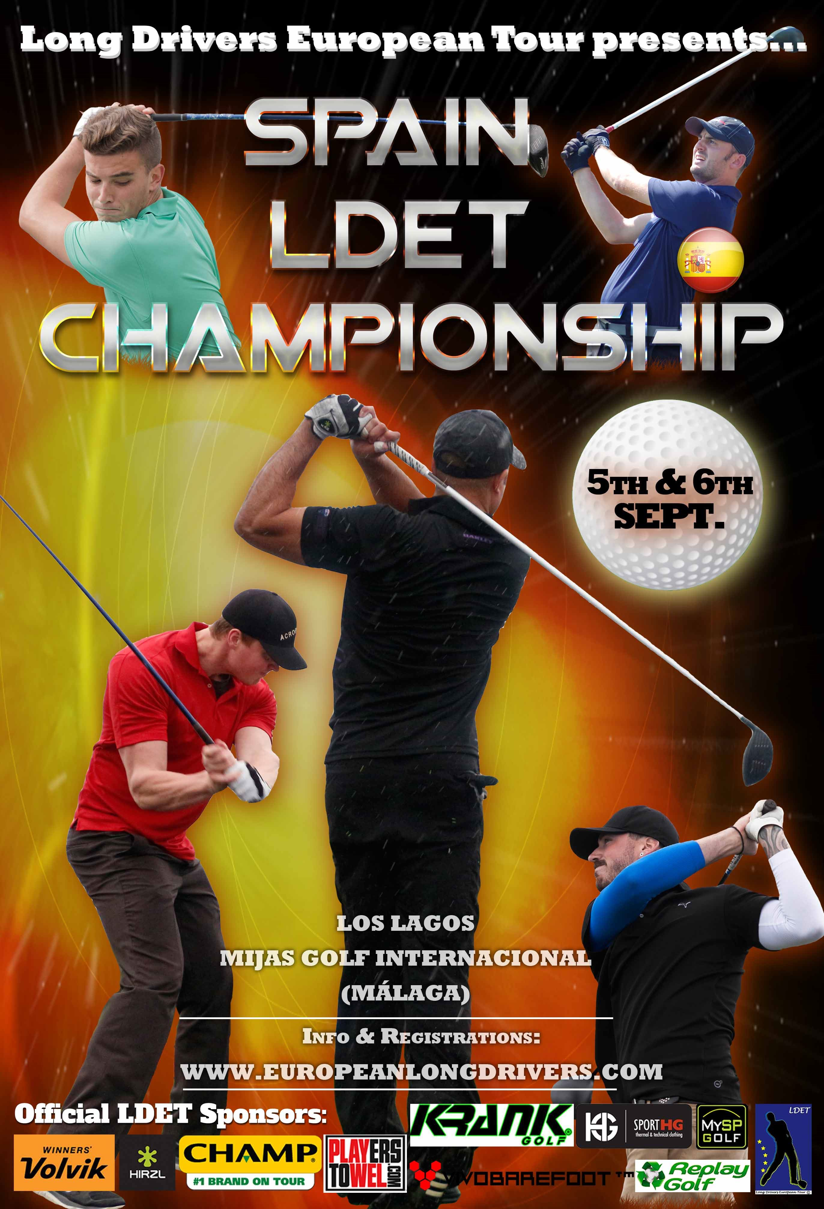 Torneo LONG DRIVERS EUROPEAN TOUR