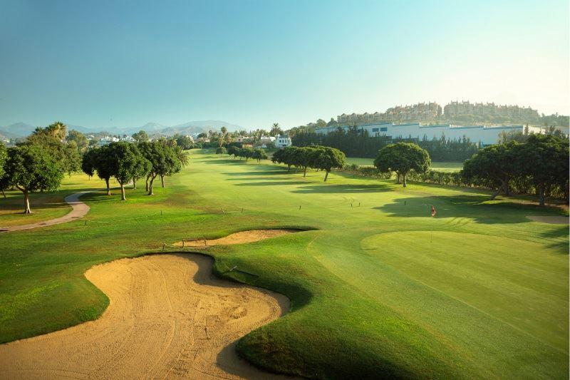 Los Naranjos Golf Club Campo De Golf En Marbella M 225 Laga